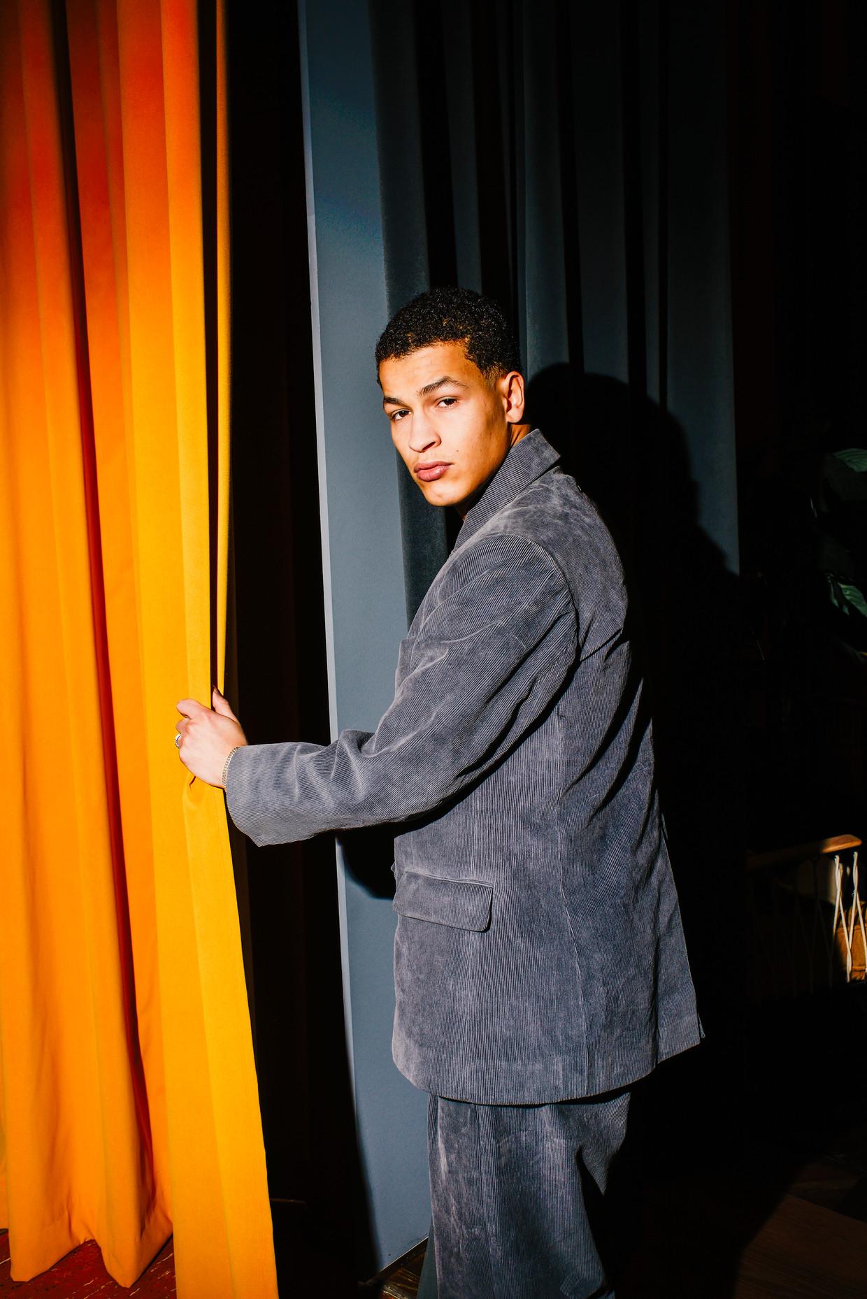 Bilal Wahib, een van de tien uitverkoren Shooting Stars op het filmfestival van Berlijn.