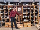 Na vijftien jaar neemt François afscheid van zijn wijnwinkel in Amersfoort: 'Hier zijn zoveel verhalen over tafel gegaan'