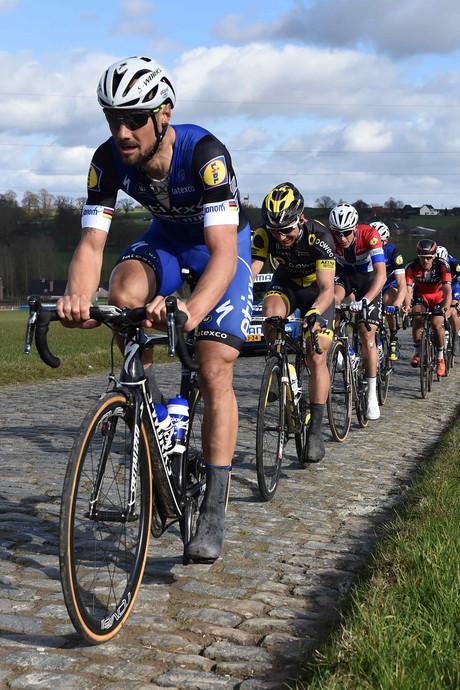 Wie verslaat de concurrentie en vooral de wind in Gent-Wevelgem?
