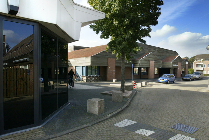 Sporthal en winkelcentrum De Belleman (archieffoto).