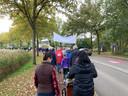 Met de stille tocht vroegen de actievoerders vorig jaar aandacht voor behoud van de groene Jagersboschlaan en de wijze waarop Vught omgaat met inspraak.
