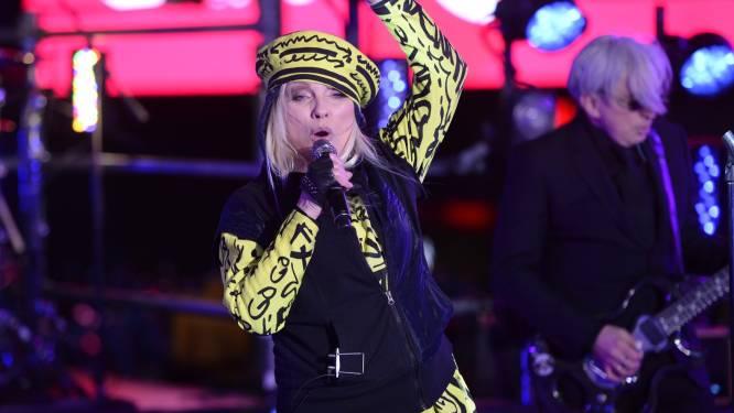 Blondie speciale gast tijdens Morrissey-optreden in New York