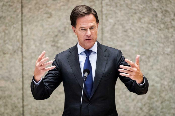Beeld ter illustratie: Premier Mark Rutte