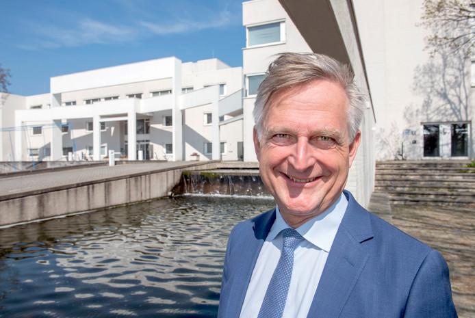 Burgemeester Rob Metz van Soest.