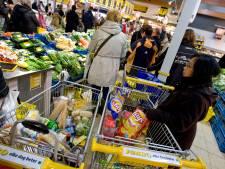 Supermarkten verwachten recordomzet