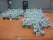 800 kilo cocaïne met bestemming Vlissingen onderschept in haven Rotterdam