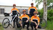 Politiezone Bodukap start met fietsteam
