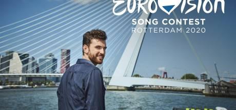En het Songfestival gaat naar... Rotterdam!