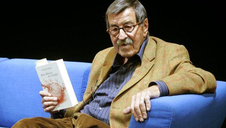 Günther Grass Beeld reuters