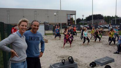 Easyfit opent nieuwe outdoor fitness
