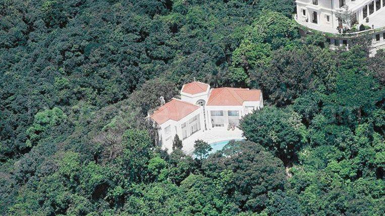 Het duurste huis ter wereld staat in de exclusieve wijk The Peak in Hongkong.