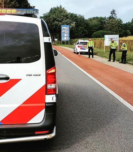 Politie Winterswijk waarschuwt: grenscontrole op vuurwerk is al begonnen