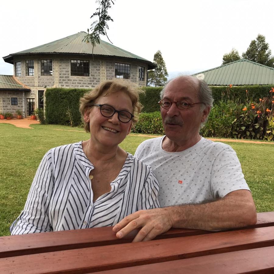 De heer A.A.A. (Ad) Waijers (72) en mevrouw A.C.M. (Ankie) Waijers-Diepenhorst (69), wonende te Tilburg.