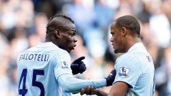 'Vince' kent geen genade: ex-ploegmaat onthult dat Kompany voorkwam dat Balotelli aan boetes ontsnapte