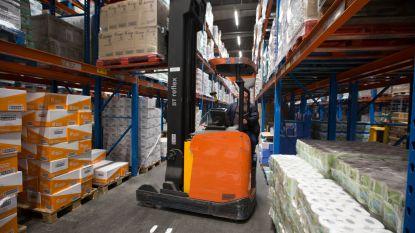 Colruyt richt zich met nieuwe winkel op professionele klanten