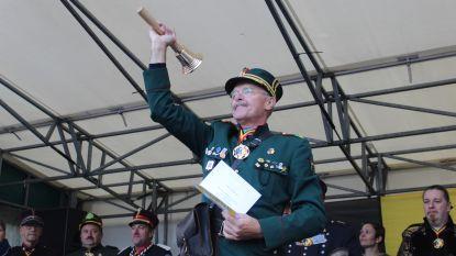 Veurnse belleman Joris Goens heeft de luidste stem van België en dat al voor de negende (!) keer