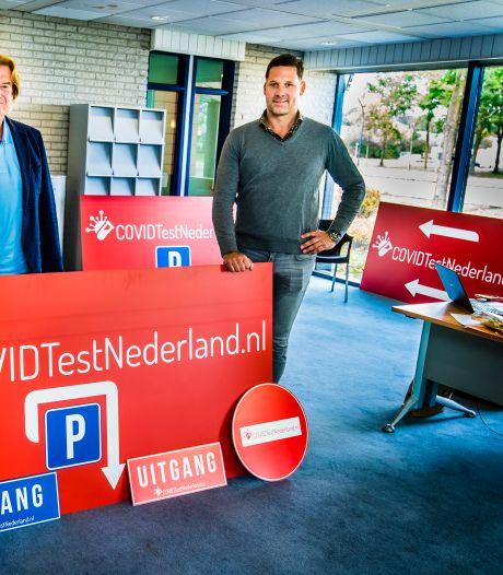 Mart Groenman uit Hengelo: van kroegbaas naar eigenaar eerste coronateststraat