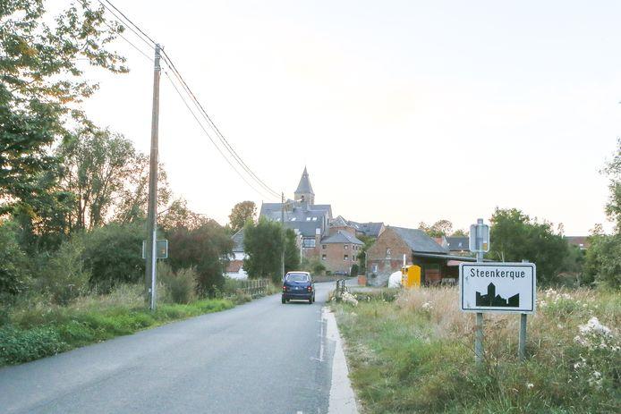 Steenkerque, un village du Hainaut avec à peine 378 habitants