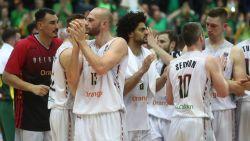 Belgian Lions maken in eerste EK-kwalificatiematch brandhout van topland Litouwen