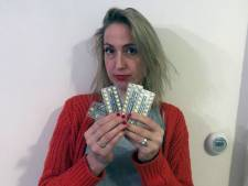 Chantal krijgt ruim 40 strips anticonceptiepil na noodkreet 'ik bloed dood'