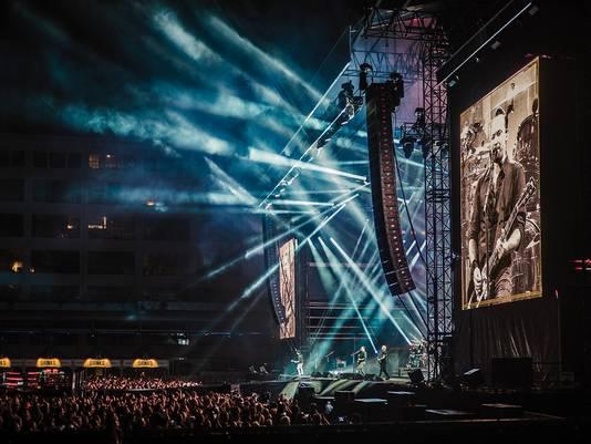 Een eerder optreden van Volbeat in Eindhoven.