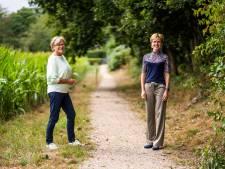 Sandra en Corine helpen mensen aan gezondere leefstijl dankzij wandelen en praten