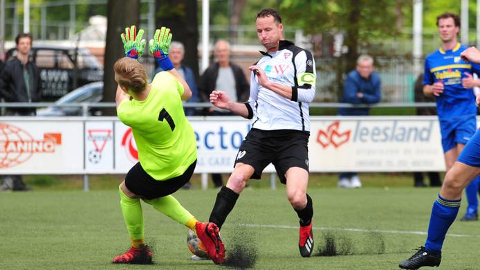 Kunnen Sparta Enschede en Daan Akkerman (captain) kampioen worden?