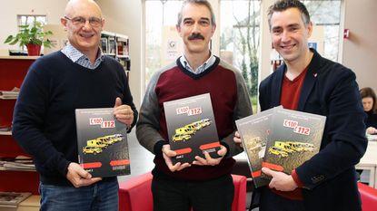 Chris en Joost stellen nieuw boek Dienst 112 voor