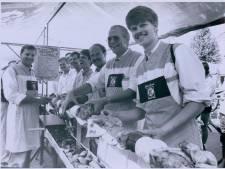 Oldenzaalse slager Johan Gosen was dol op goed vlees én wereldrecords