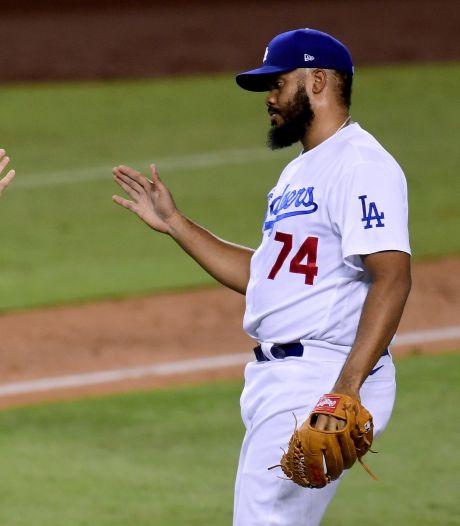 Jarige Jansen trekt zege Dodgers over de streep, Albies wint marathonpartij