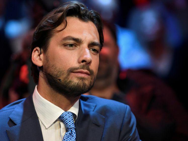 Baudet stopt als lijsttrekker FVD: 'Ik neem de verantwoordelijkheid'