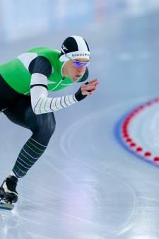 Wüst start op NK sprint: 'We kunnen weer!'