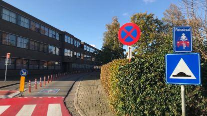 Stilstaan en parkeren verboden in de Onderwijsstraat