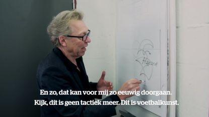 """De Houten Bal aflevering 10, met Hazard: """"Lyrisch over Eden en zijn voetbalkunst. Maar hij moet er wel voor zorgen dat België het WK wint"""""""