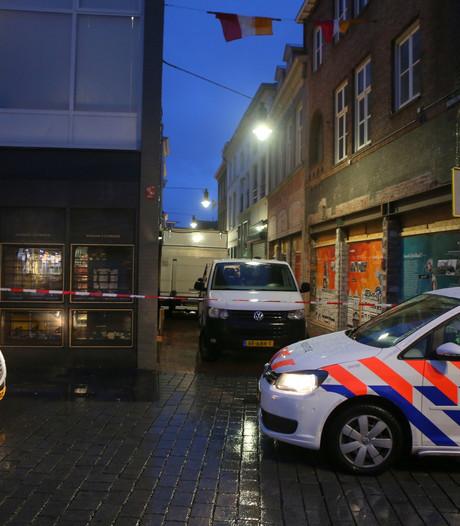 Inbraak met vrachtwagen boven juwelier Schaap en Citroen in Den Bosch
