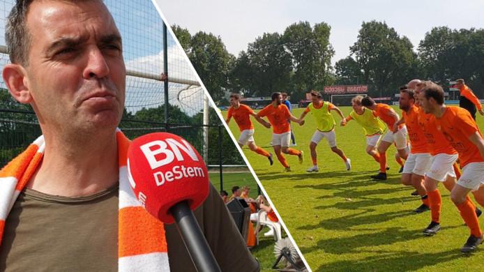 Door een curieus eigen doelpunt speelt Moerse Boys zich voorbij SC Bemmel: 2-1. De ploeg van Jurgen Arnouts staat hierdoor in de finale van de nacompetitie om promotie naar de hoofdklasse. Daarin treft het de winnaar van het duel Fortuna Wormerveer-VKW.