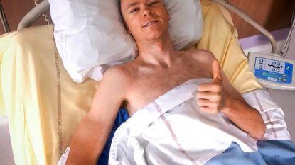 """Froome spreekt voor het eerst sinds horrorcrash: """"Pas op de operatietafel besefte ik hoe ernstig het was"""""""