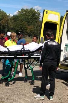 Vlissingen onderuit in oefenduel met Stedoco, Braafhart loopt blessure op
