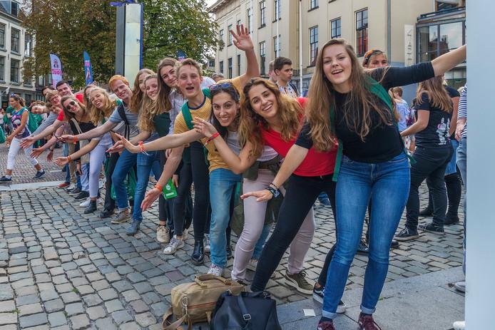 In Utrecht is 59,2 procent van de studenten vrouw.