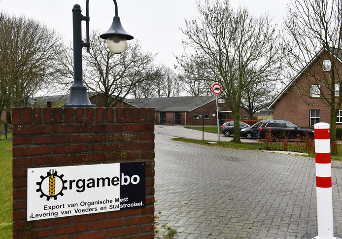 Orgamebo in Kapel-Avezaath