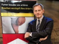 Ook de eenbenige man op het sigarettenpakje was zaak van 'onze' Europese rechter