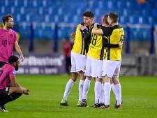 Dominik Oroz brengt de passie van de Balkan naar het hart van Vitesse: Ik ga hier strijden voor mijn minuten