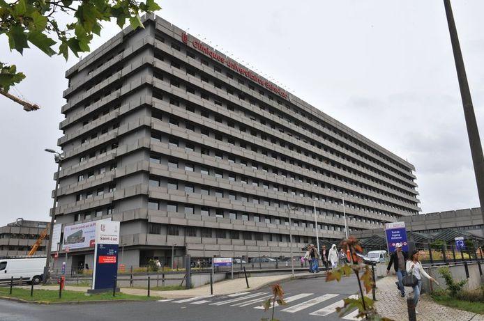 Cliniques universitaires Saint-Luc à Bruxelles