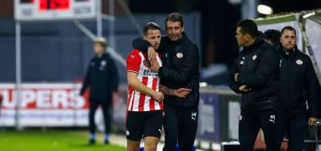 Ad-interim De Wijs geniet van eerste profduel als coach bij Jong PSV