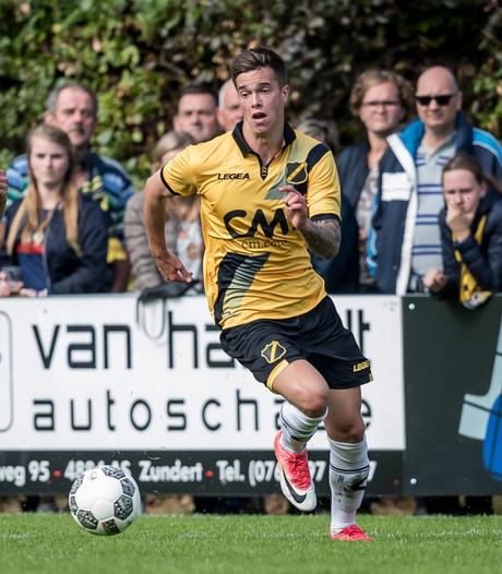 Thomas Marijnissen stopt per direct als voetballer van NAC