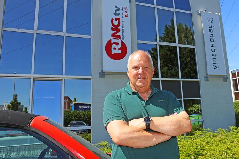 Dirk De Weert zegt na 25 jaar Ring TV vaarwel en gaat met pensioen.