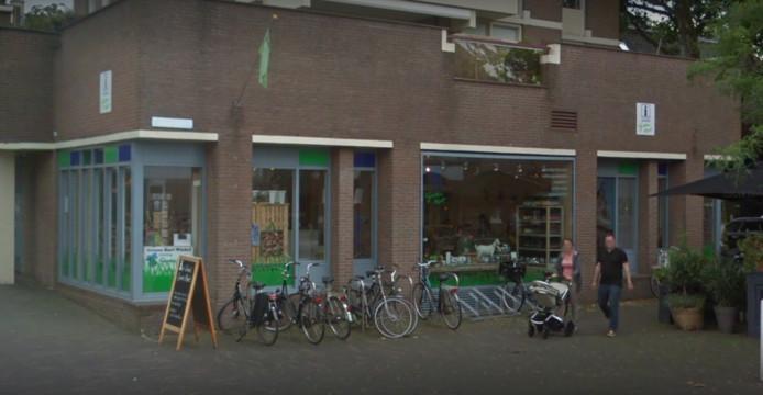 De Info Winkel Groene Hart aan de Meulmansweg in Woerden.