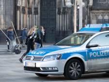 Ontruiming na dreiging Duitse gemeentehuizen