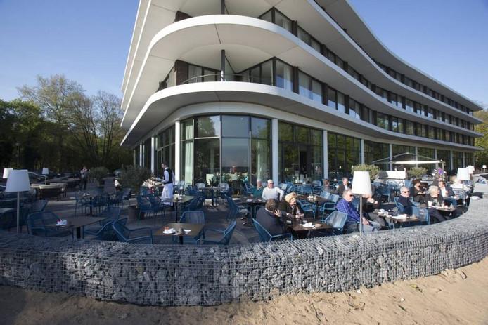 Hotel De Wageningsche Berg.