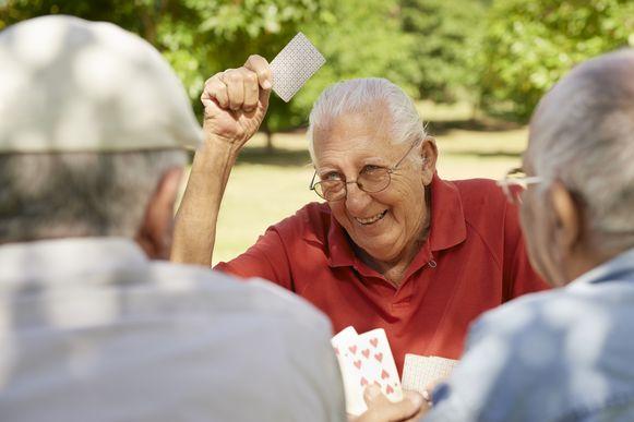 Senioren kaarten